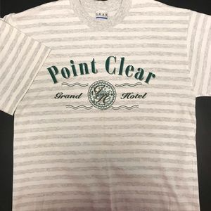 Vintage Point Clear Grand Hotel shirt